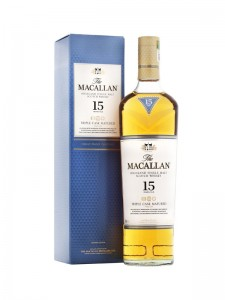 Macallan 15 Triple Cask