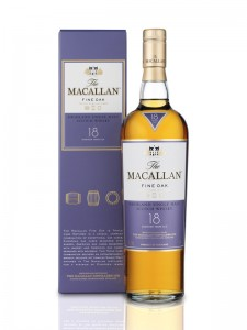Macallan 18 Fine Oak
