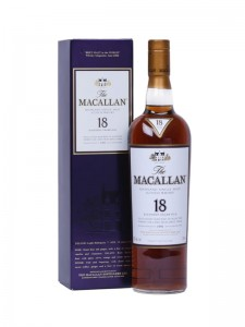 MACALLAN 18 SHERRY OAK
