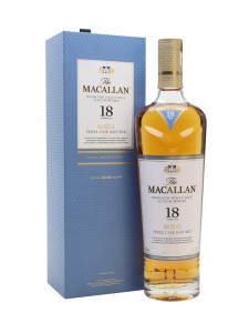 ​Macallan 18 Triple Cask Matured