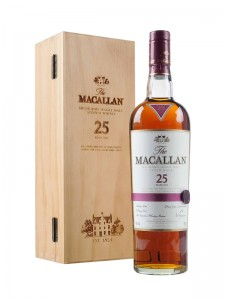 Macallan 25 Years Old Sherry Oak