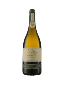 Rượu Vang Nam Phi Springfield Wild Yeast Chardonnay