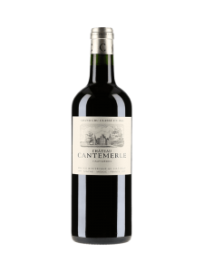 Vang Pháp Chateau Cantemerle Haut – Medoc 2009