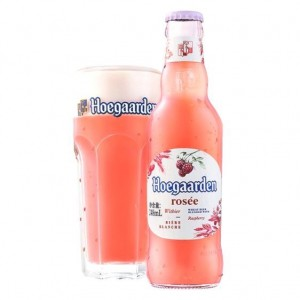 Bia Bỉ Hoegaarden Rosee 3,3% Thùng 24 Chai