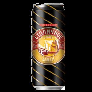 Bia Nga Bia Double Gold Thùng 12 Lon
