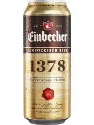 Bia Đức Einbecker 1378 Thùng 24 Lon