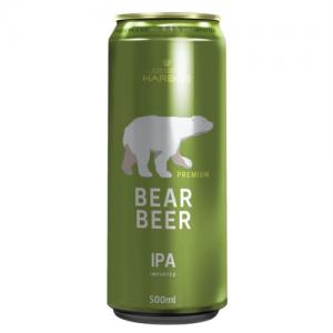 Bia Đức Gấu Bear Beer IPA 5,6% Thùng 24 Lon
