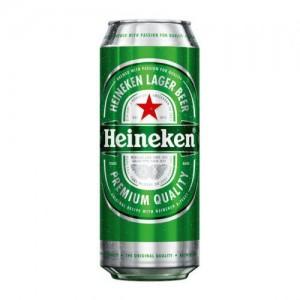 Bia Hà Lan Heineken 500ml Thùng 24 Lon