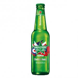 Bia Pháp Heineken Thùng 24 Chai 250ml