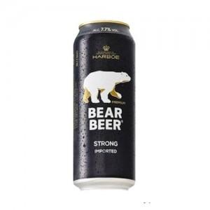 Bia Đức Gấu Bear Beer Strong 7,7% Thùng 24 Lon