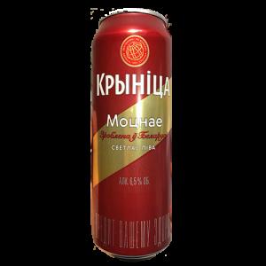 Bia Nga Krynica Strong Thùng 24 Lon