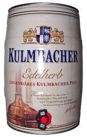 Bia Đức Kulmbacher Thùng 2 Bom 5 Lít