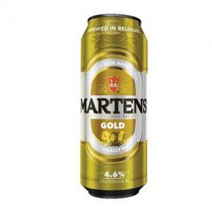 Bia Bỉ Martens Gold Thùng 24 Lon