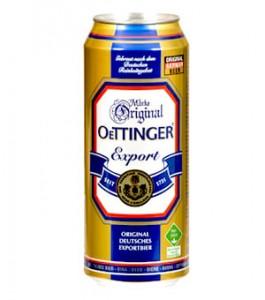 Bia Đức Oettinger Export Thùng 24 Lon
