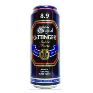 Bia Đức Oettinger 8,9% Thùng 24 Lon
