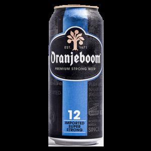 Bia Hà Lan Oranjboom 12% Thùng 24 Lon