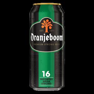 Bia Hà Lan Oranjboom 16% Thùng 24 Lon