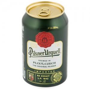 Bia Tiệp Pilsner Urquell 330ml Thùng 24 Lon