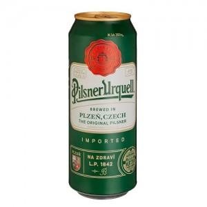 Bia Tiệp Pilsner Urquell 500ml Thùng 24 Lon