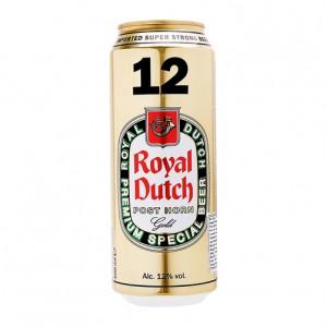 Bia Hà Lan Royal Ducth Post Horn 12% Thùng 24 Lon