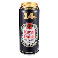 Bia Hà Lan Royal Ducth 14% Thùng 24 Lon
