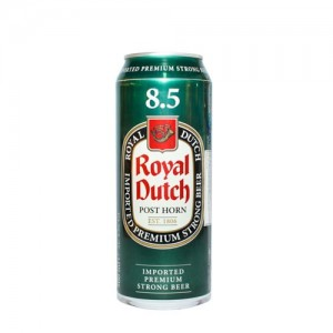 Bia Hà Lan Royal Ducth Post Horn 8,5% Thùng 24 Lon