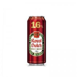 Bia Hà Lan Royal Ducth 16% Thùng 24 Lon