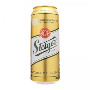 Bia Tiệp Steiger Vàng Thùng 24 Lon