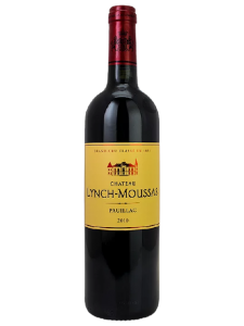 Vang Pháp Chateau lynch moussas 2010