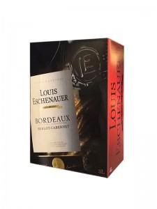 Rượu Vang Bịch Pháp Louis Eschenauer Bordeaux