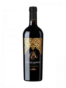 Vang Ý M Merlot Salento Limited Edition