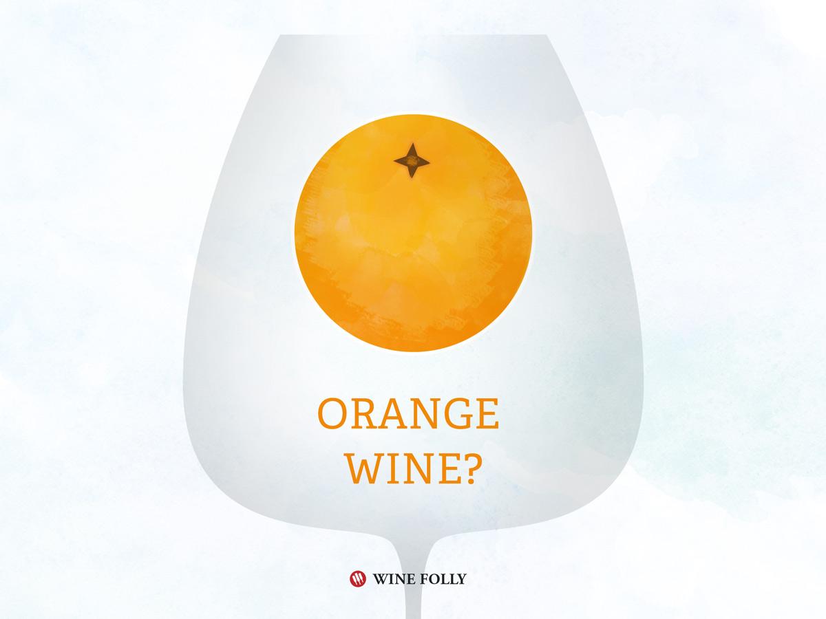 Rượu vang cam